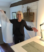 Susan Michie in studio-2