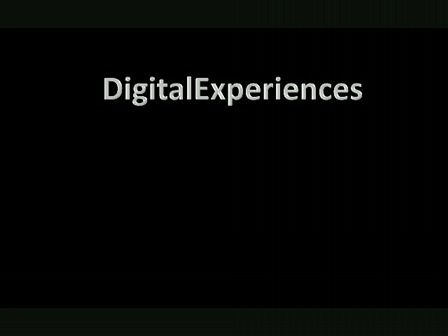 Digital Experiences: Be a Part!