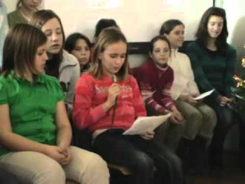Skype Lesson New York-Balatonboglár, 5 , Christmas