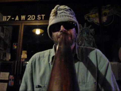 Didgeridoo jam