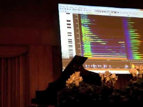 Interpretazione della spettrografia nel canto - parte 2