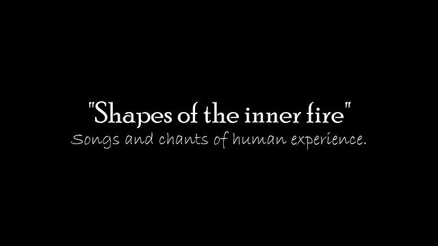 Shapes of the inner fire | Timothy Hill - Federico Parra