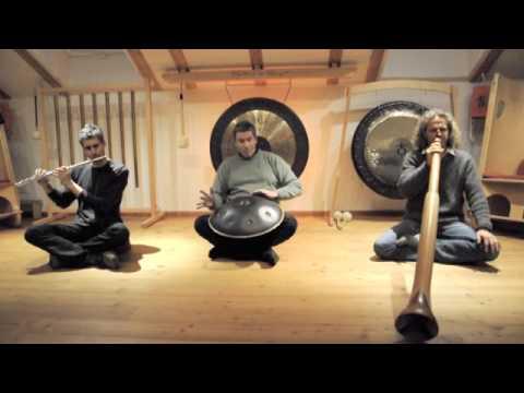 Ensemble 1 - Musical Meditation with Hang/Flute/Digeridoo