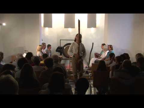 Mikuskovics: Obertongesangswoche / Overtone Singing Week 2011 - Konzert / Concert - Teil / Part 6