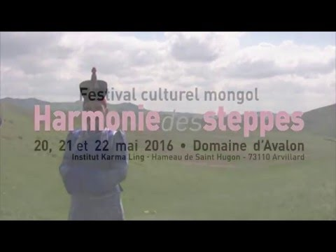 FESTIVAL HARMONIE DES STEPPES / TEASER