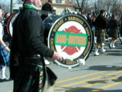 2007 Southside Irish Parade - band of Brothers Style!