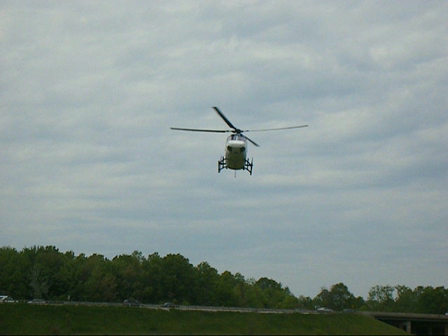 Medevac Landing