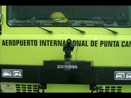 Punta Cana Firefighter Training Video
