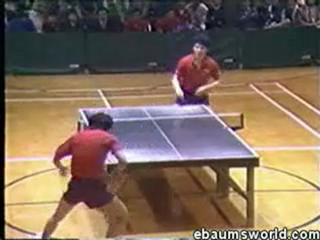 Amazing ping pong