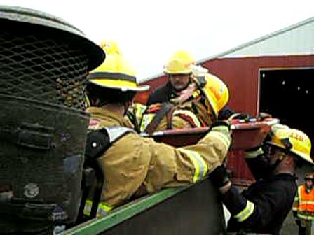 Ag rescue grain hopper training part 2