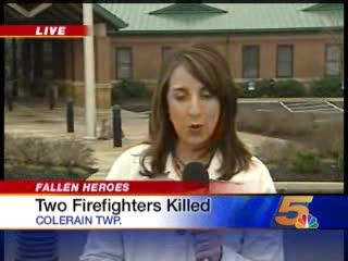 2 FIREFIGHTERS PERISHED