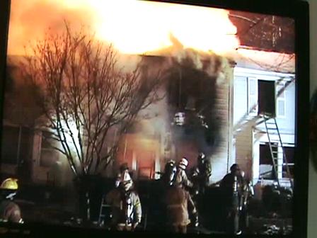 Westport Townhouse Fire