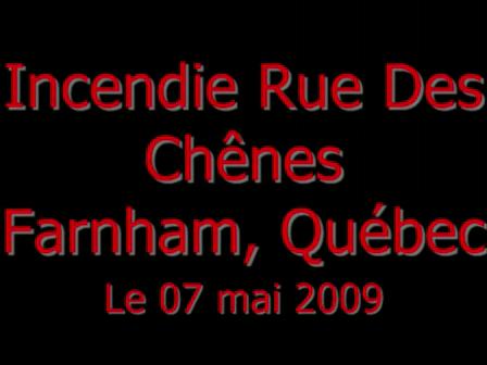 SSI Farnham, 7 mai 2009 (Des Chênes)