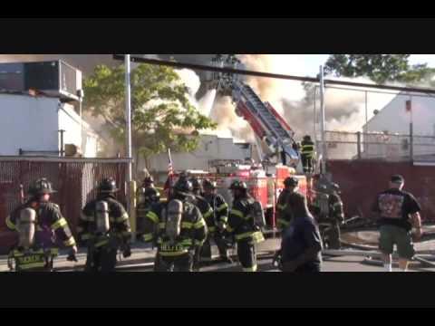Queens 3-Alarm Fire