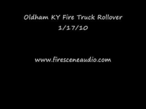 Fire Truck Crash (Kentucky)