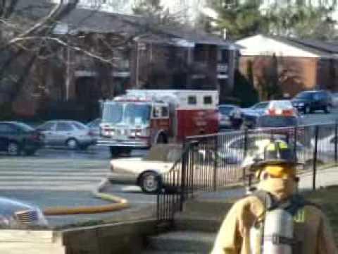 Mahwah (NJ) Apartment Fire