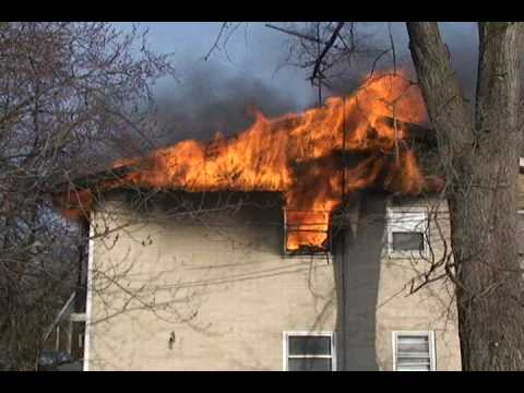 Hobart (IN) Apartment Fire
