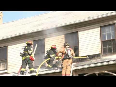 Washington Twp. (PA) House Fire