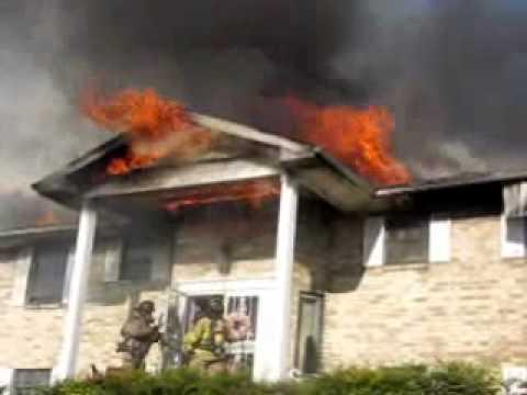 Catoosa County (GA) 2-Alarm Fire