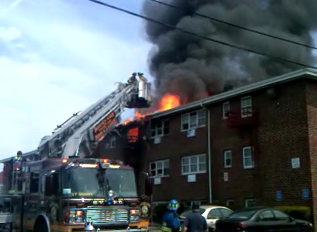 Spring Valley (NY) Structure Fire (Part II)