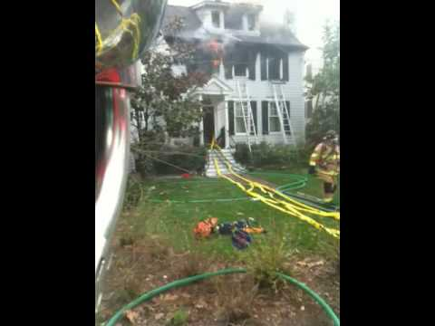 Glen Echo (MD) House Fire