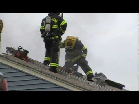 Forks Twp. (PA) Structure Fire