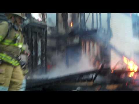 Charlotte (NC) 3-Alarm Fire