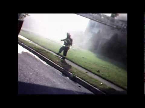 Helmet Cam Bethlehem Twp,PA Dwelling Fire 7-18-10