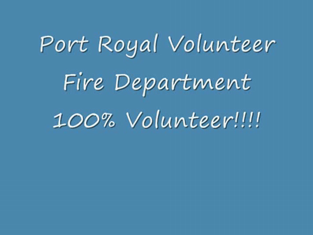 Port Royal Responce