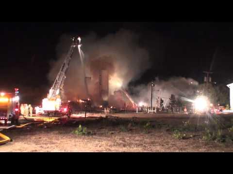 Keansburg (NJ) Condo Fire