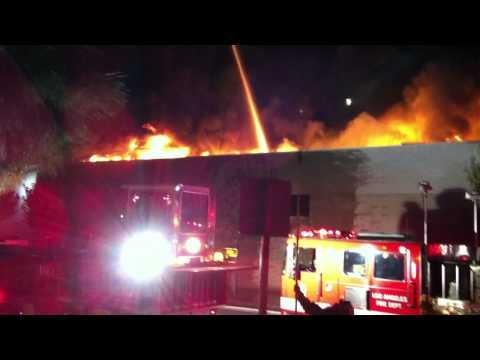 California Printing Company Fire (2)