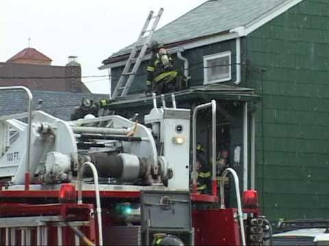 Hackensack (NJ) 2-Alarm House Fire