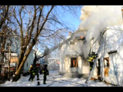 RFD Fire Mona St. 12-30-10