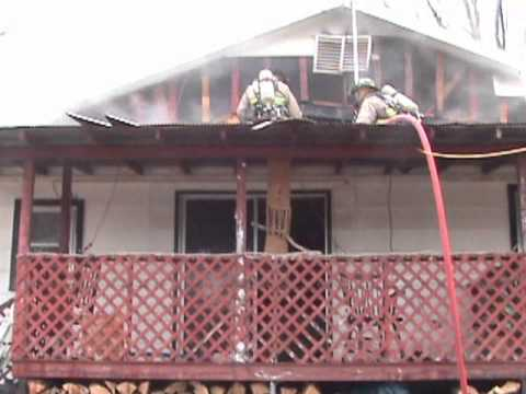 White Plains (MO) Structure Fire