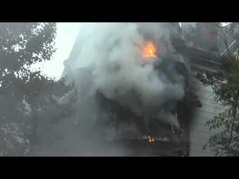 Newark (NJ) House Fire