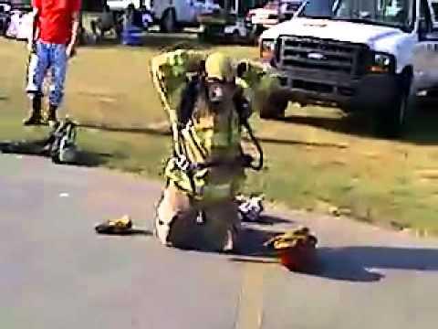 firefighter rapid dress