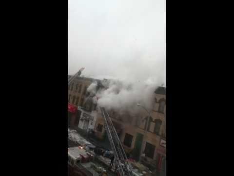 Brooklyn, Bushwick Fire (Part 2)