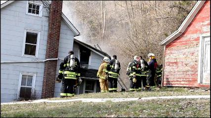 Lower Mount Bethel Dwelling Fire 03-19-11