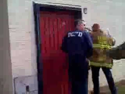 DCFD Hands-On Forcible Entry