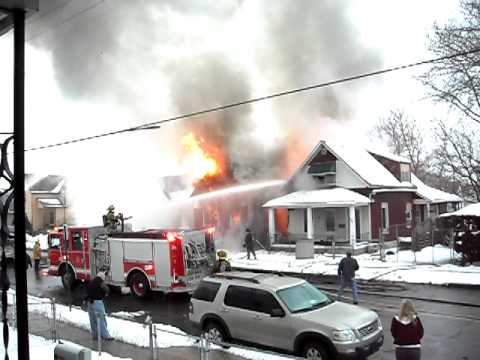 Detroit First Due Fire, Part 2 of 2