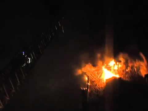 Brattleboro (VT) 5-Alarm Fire