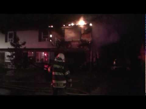 Edison NJ House Fire March 28,2010