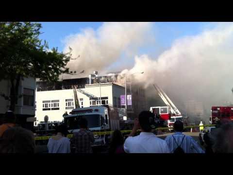 San Francisco Apartment Fire