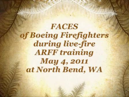 FACES of Boeing firefighters - May 4, 2011