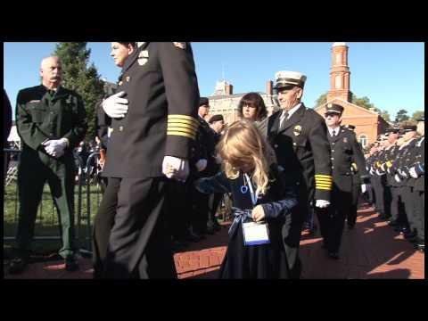 Bells Across America for Fallen Firefighters & NFFF Memorial Weekend