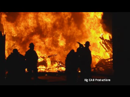 Working fire 2300 block of 3rd AV.