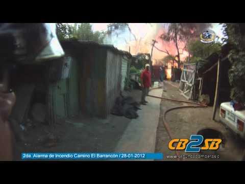 2da. fire alarm CBSB  28-01-2012