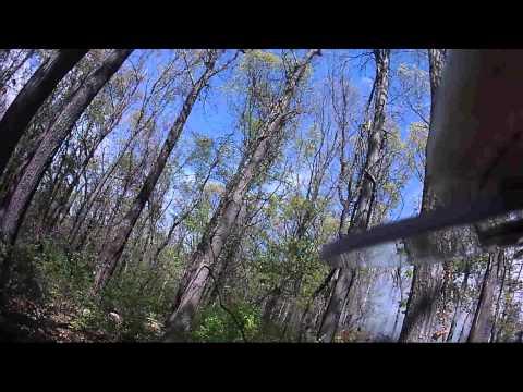 HELMET CAM LOWER SAUCON BRUSH FIRE 4-17-12