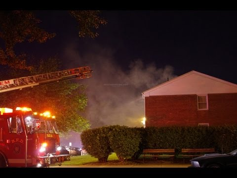 Apartment Building Fire - Bethlehem, PA | Apartment Building Fire