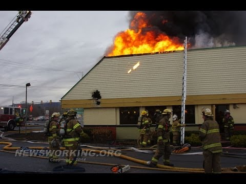 2nd ALARM - PERKINS RESTAURANT, WHITEHALL, PA. | 03.30.14